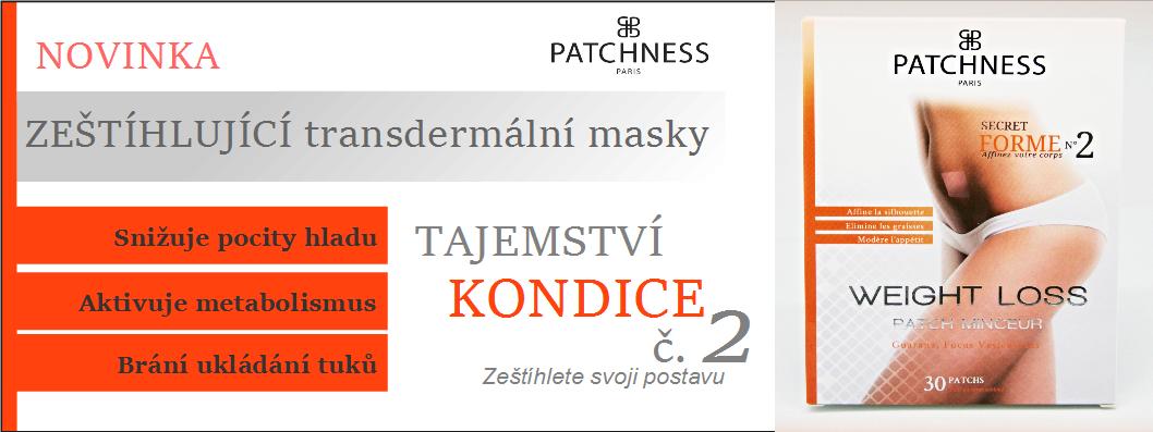 Patchness_zeštíhlující_maska